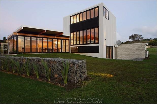 modernes Vorstadensee Haus entworfenes privates Strandleben 1 Front Thumb 630x420 17582 Modernes Vorstadensee Haus entworfen für privates Strandleben