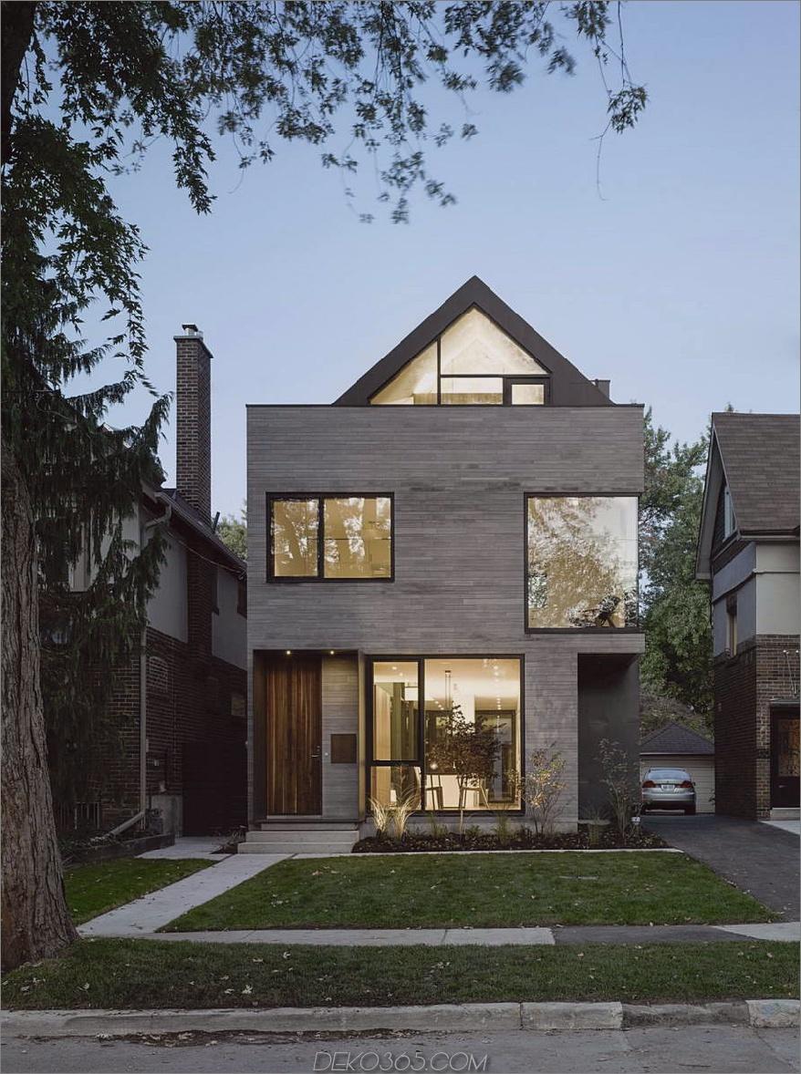 Moore Park Residence von Drew Mandel Architects Moderne Fenster, die Ihnen die ganze Welt zeigen