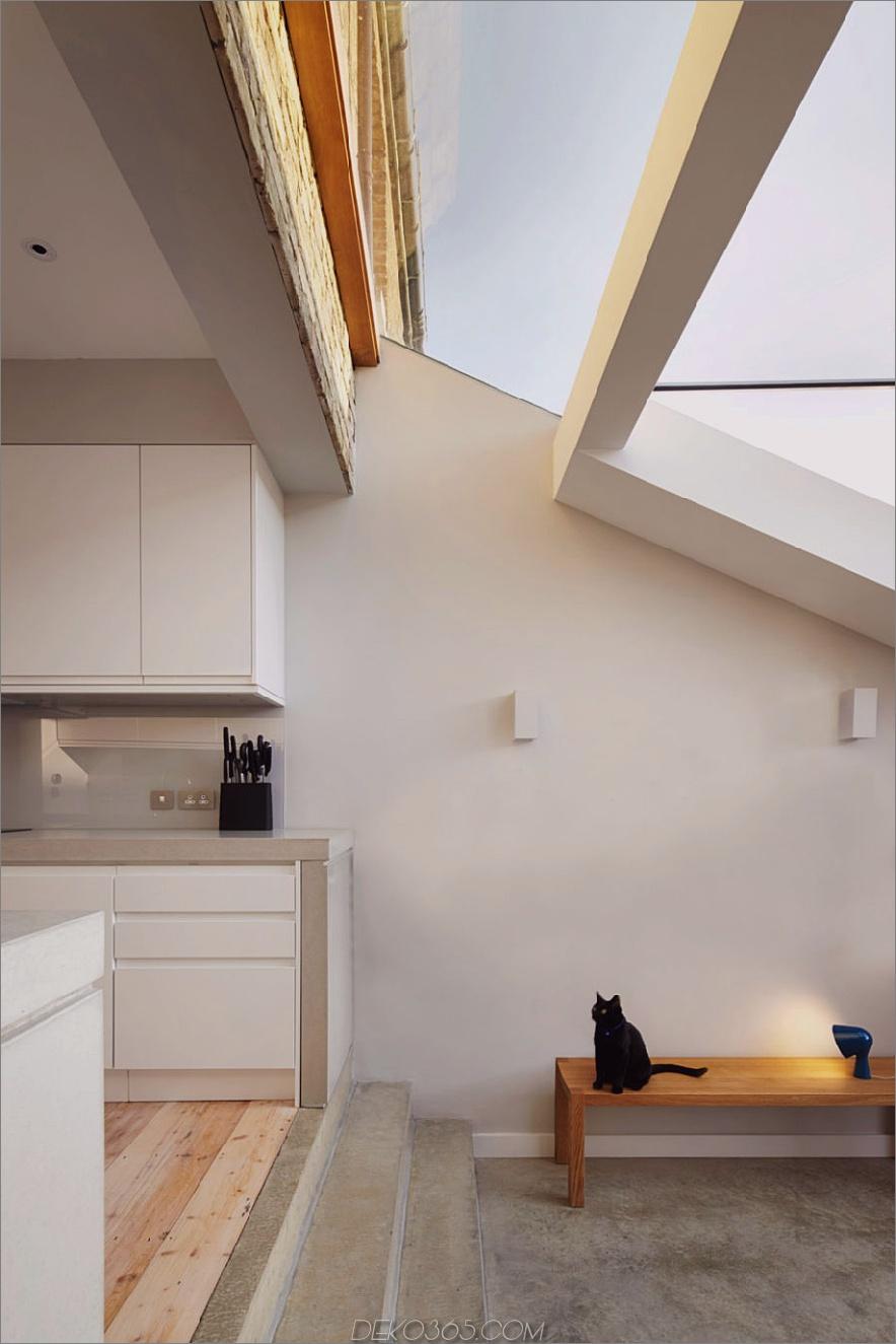 Hausverlängerung Dachfenster