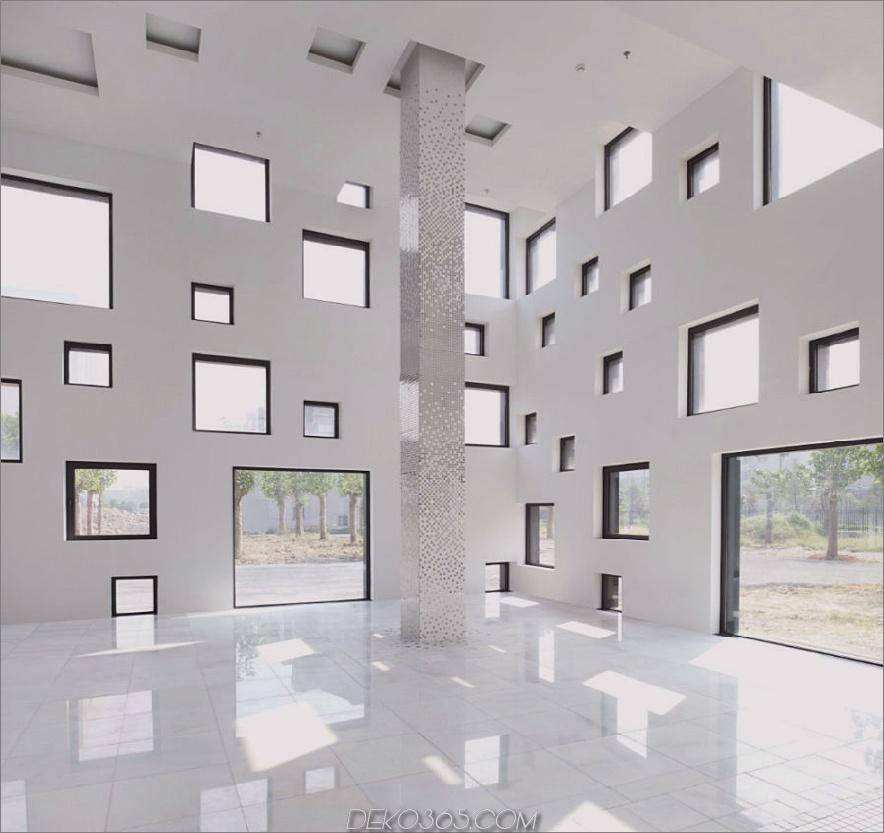 Galería de Cube Tube und Jinhua von SAKO Architects
