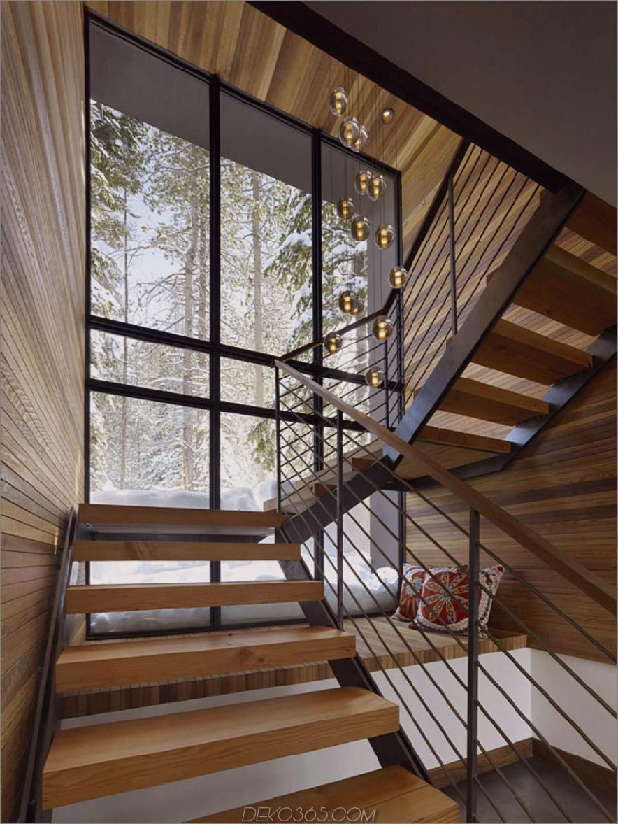 Sugar Bowl Residence von John Maniscalco Architecture