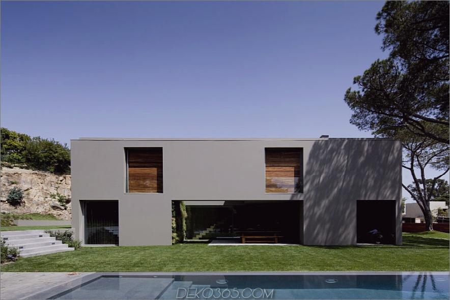 Haus in Quinta Patino von Frederico Valsassina Arquitectos