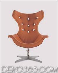 Regina Chair von Poltrona Frau - Modern und 19. Jahrhundert in einem
