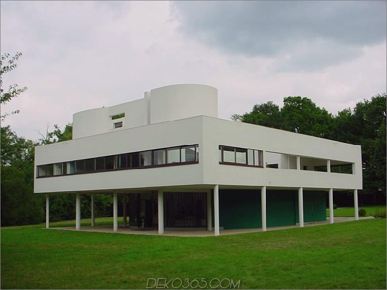 Villa Savoye in Poissy