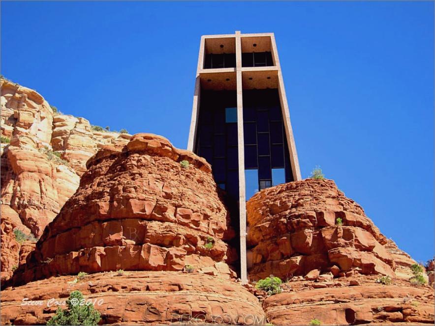 Kapelle des Heiligen Kreuzes, Sedona, Arizona