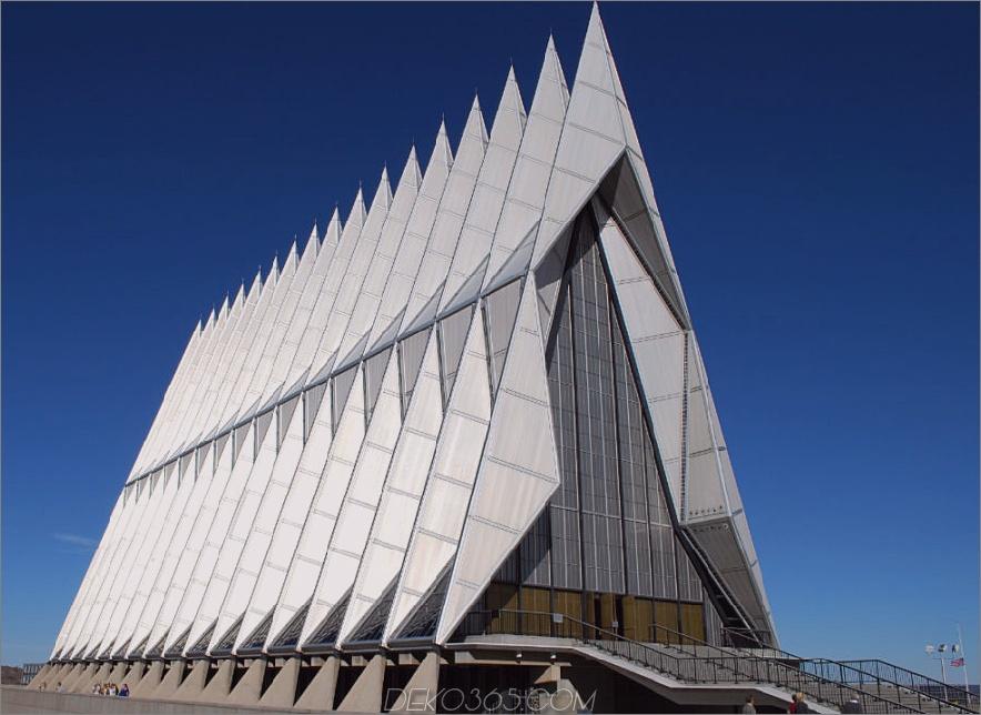 Luftwaffen-Akademie-Kadett-Kapelle der Vereinigten Staaten - Colorado