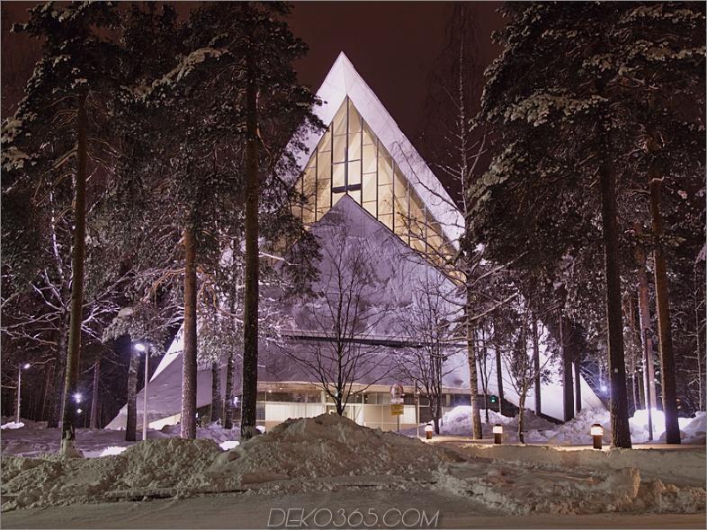 Hyvinkään-Kirche in Finnland