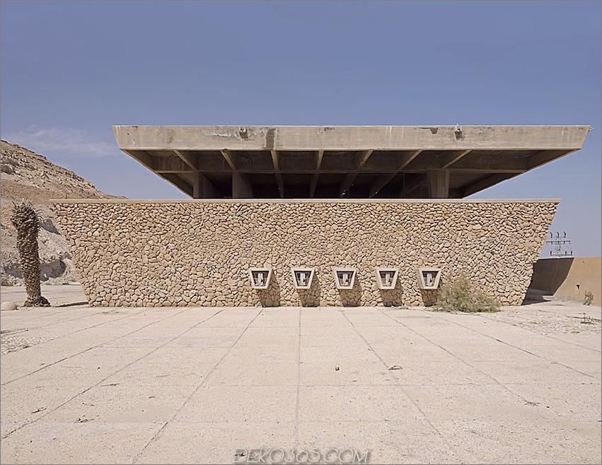 Besucherzentrum des Toten Meers, Neve Zohar, Israel
