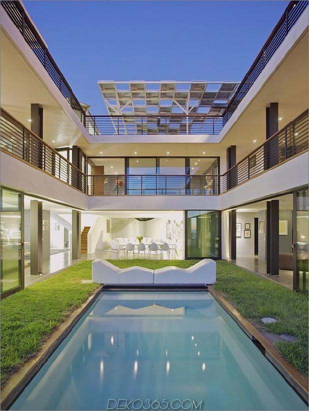 Modernistisches Reihenhaus mit verschwindenden Wänden und minimalistischem Interieur 4.jpg