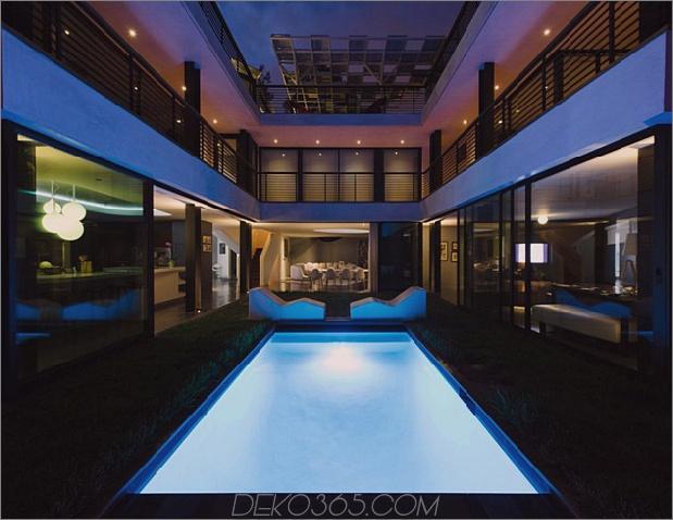 Modernistisches Reihenhaus mit verschwindenden Wänden und minimalistischem Interieur 5.jpg