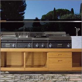 Outdoor Modular Küchen von Jcorradi - Capri Küche