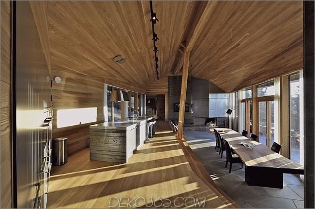 Ferienhütte Berge Landschaftskonturen 1 Social Thumb 630xauto 47760 Multi-Level-Gelände Haus Design in den Bergen von Norwegen