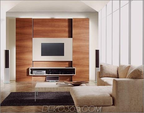 skloib wohndesign alu licht medienwand Multimedia Möbel von Skloib WohnDesign