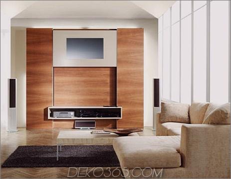skloib wohndesign alu light media wandregulierbare Multimedia-Möbel von Skloib WohnDesign