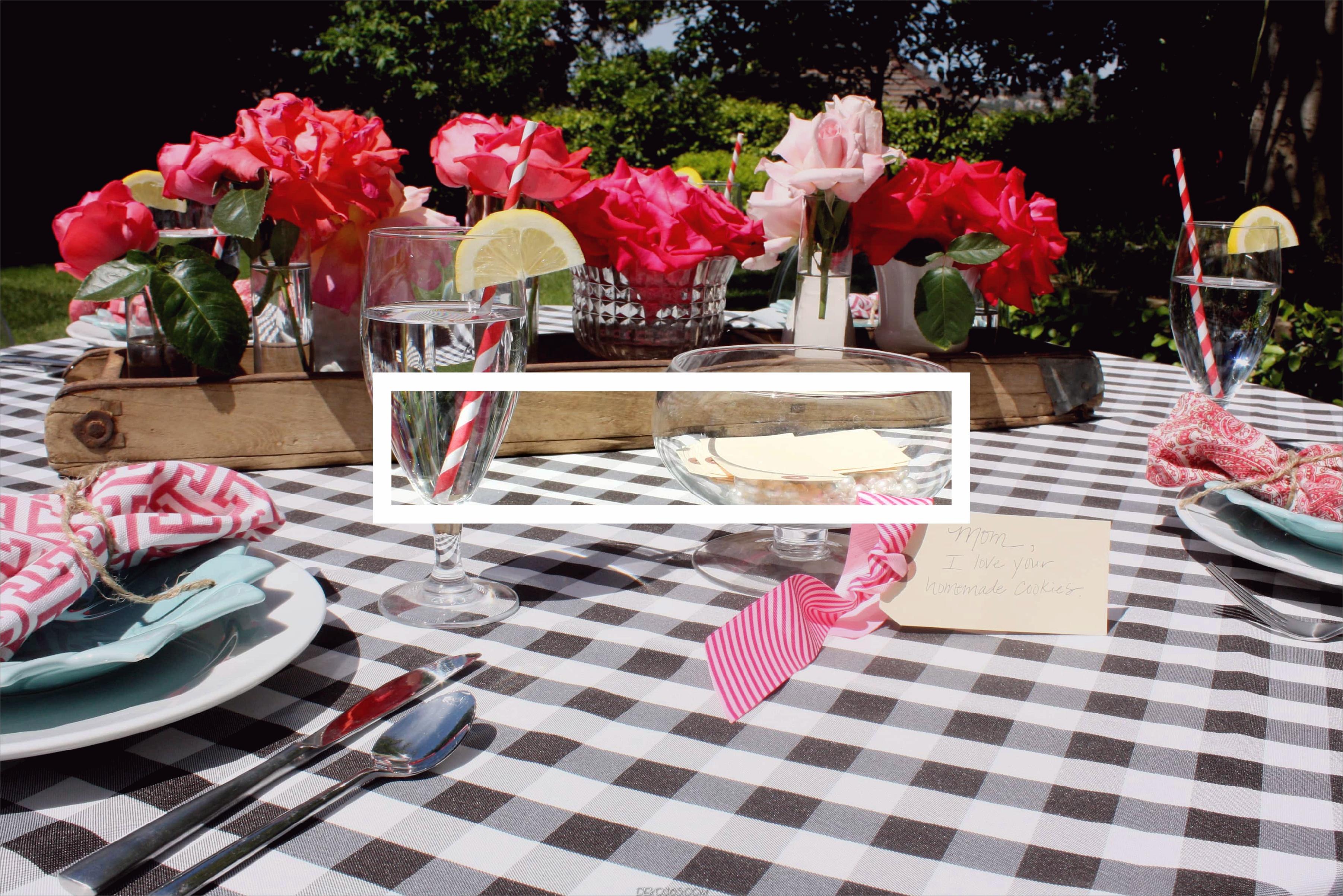 Muster Muttertag Tisch Muttertag Tisch Dekor Inspiration