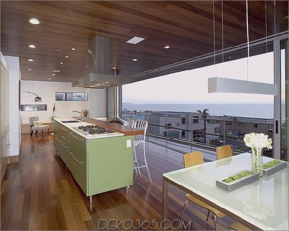 Lean Kuhlhaus 3 Ocean View Home in Kalifornien Die Küche des Pazifiks lässt Sie kochen ...