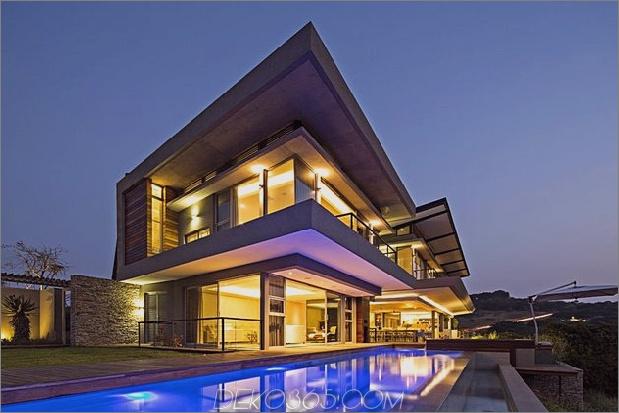 Einfachheit trifft auf Raffinesse in einem terrassenförmig angelegten Wohnhausplan. 1 thumb 630x420 18779 Outdoor-Wohnhausplan mit schönen Innen- und Außenbereichen
