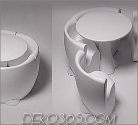 Kunststoff-Außenmöbel von MyYour: Spaß, frisches europäisches Design