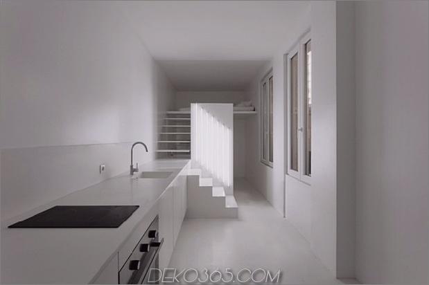 kleiner grundriss paris-wohnung mit modernen lichtlösungen renoviert 2 weiter thumb 630x419 23572 Kleiner grundriss Paris-wohnung mit modernen lichtlösungen renoviert