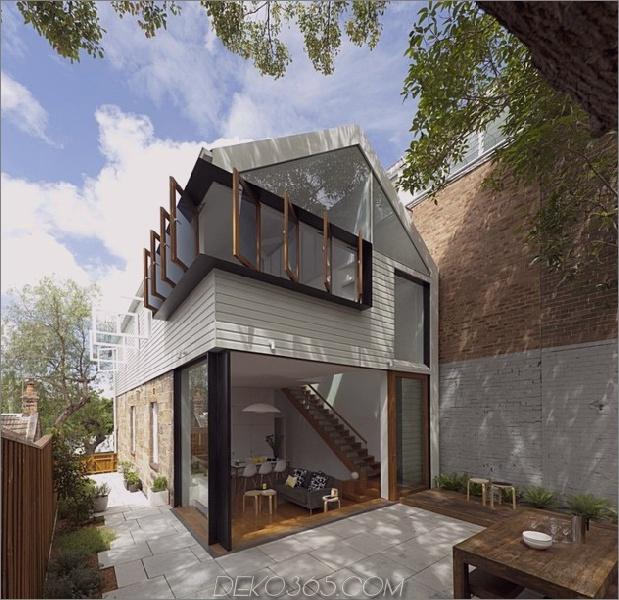 familiäre berührungen modernes design sydney home 2 full angle vorderansicht thumb 630x611 16868 Pivot Windows Bringen Sie Air Home und den Sydney Look nach Hause