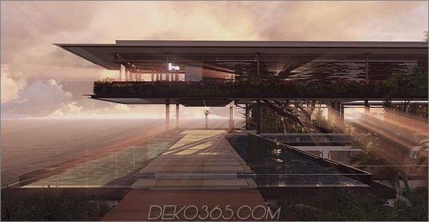 Poetic-Home-Design-Konzept hockt auf der Klippe, die Meer übersieht_5c599278cdf27.jpg