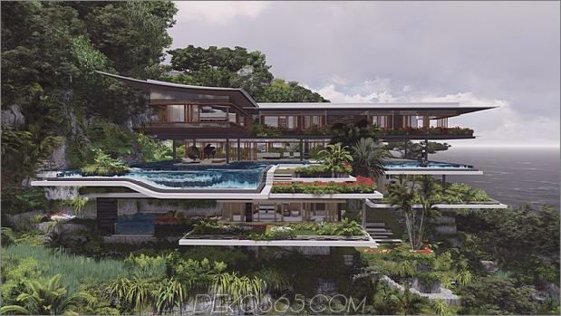 Poetic-Home-Design-Konzept hockt auf der Klippe, die Meer übersieht_5c59927ab0a5d.jpg