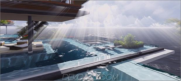 Poetic-Home-Design-Konzept hockt auf der Klippe, die Meer übersieht_5c59927e2e2bd.jpg