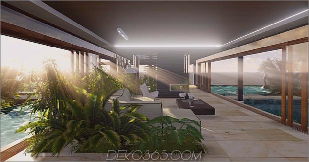 Poetic-Home-Design-Konzept hockt auf der Klippe, die Meer übersieht_5c599280a9a1e.jpg