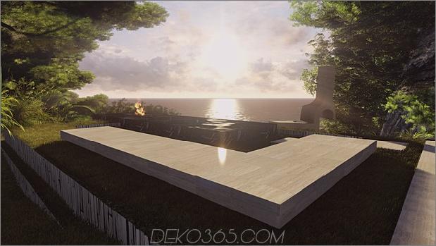 Poetic-Home-Design-Konzept hockt auf der Klippe, die Meer übersieht_5c599281cc03e.jpg