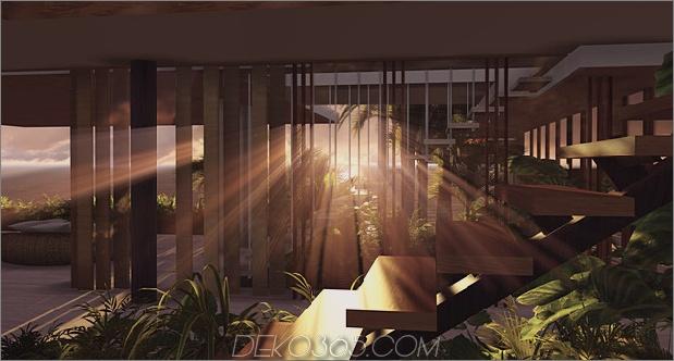 Poetic-Home-Design-Konzept hockt auf der Klippe, die Meer übersieht_5c59928431745.jpg