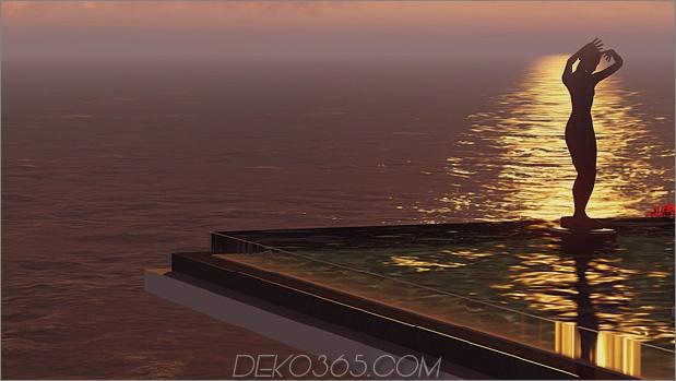 Poetic-Home-Design-Konzept hockt auf der Klippe, die Meer übersieht_5c5992866dc3c.jpg
