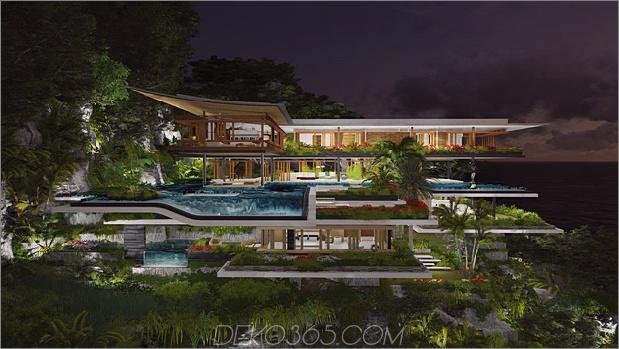 Poetic-Home-Design-Konzept hockt auf der Klippe, die Meer übersieht_5c599286ee15e.jpg
