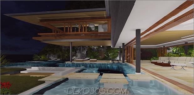 Poetic-Home-Design-Konzept hockt auf der Klippe, die Meer übersieht_5c59928817b5b.jpg