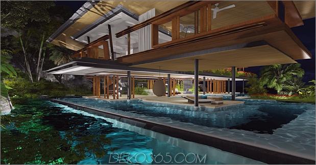 Poetic-Home-Design-Konzept hockt auf der Klippe, die Meer übersieht_5c59928aebfd5.jpg