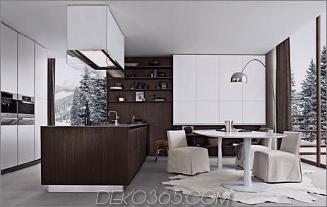 poliform varenna kitchen carlo colombo zwölf 1 Daumen Poliform Varenna Kitchen von Carlo Colombo - neues Design mit zwölf Designern