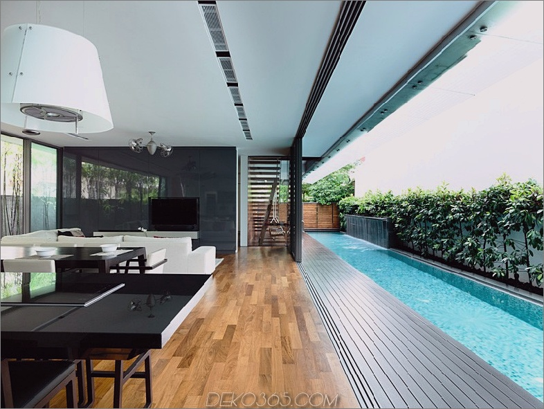 HYLA Design Schwimmbad