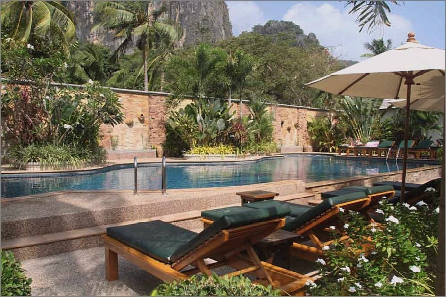 Erstaunlicher Freiform-Pool