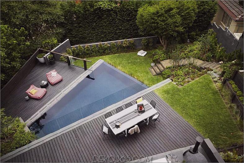 Hinterhof-Design von Harrison Landscaping
