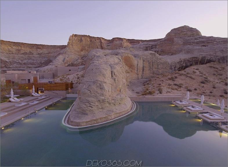 Amangiri Resort und Spa-Pool