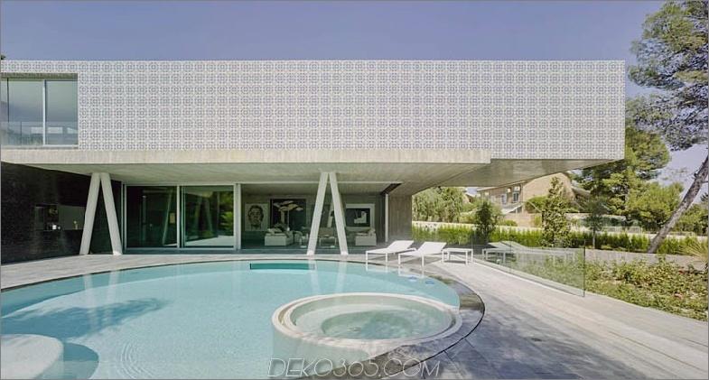 Pool von Clavel Architects
