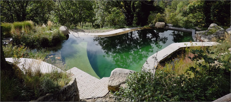 Woodhouse Natural Schwimmbäder