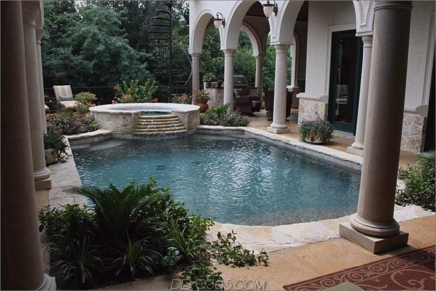 Spa-Pool-Design von Pulliam