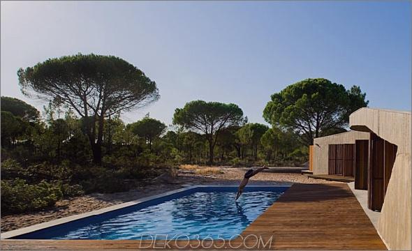 dune casa 2 Portugal Architekt übernimmt die Verantwortung für den Bau eigener Dünen!