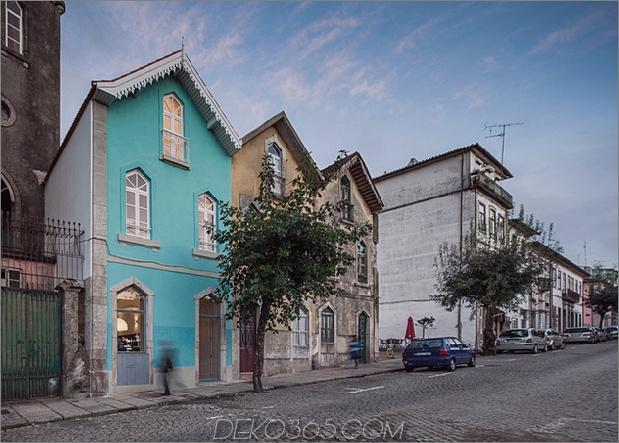 Portugiesisches Stadthaus mit brasilianischem architektonischem Einfluss aus dem 19. Jahrhundert 1 thumb 630x450 27117 Portugiesisches Stadthaus mit brasilianischem architektonischem Einfluss aus dem 19. Jahrhundert