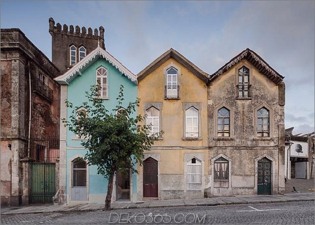 Portugiesisches Stadthaus mit brasilianischem architektonischem Einfluss aus dem 19. Jahrhundert 2 thumb 630x450 27127 Portugiesisches Stadthaus mit brasilianischem architektonischem Einfluss aus dem 19. Jahrhundert
