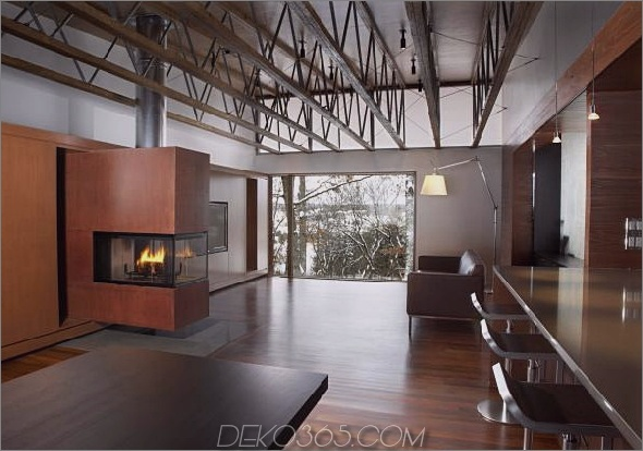 Ferrous Residence 6 Ranch Style Homes - ein rustikales Ranchhaus im Wisconsin-Stil