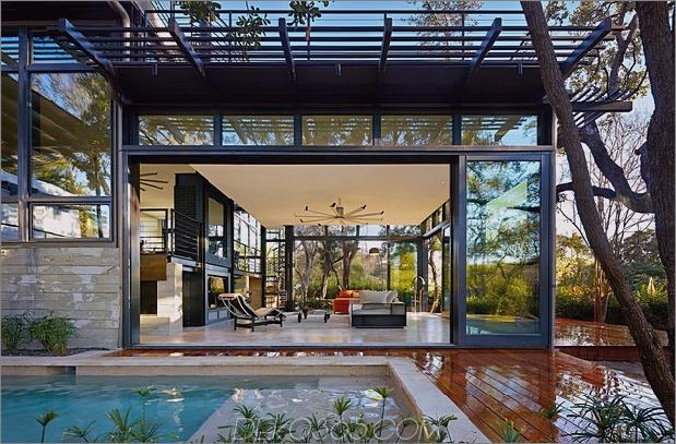 Rancher verwandelte sich in ein nachhaltiges 2-stöckiges Haus mit überbrücktem Pool_5c5993a044129.jpg