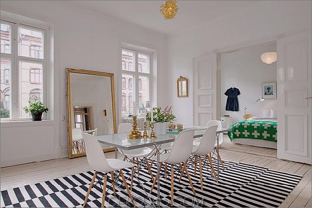 renovierte Heirloom-Wohnung ursprüngliche Details moderne Einrichtung 1 thumb 630x420 15631 Renovierte Heirloom-Wohnung kombiniert originelle Details mit modernem Dekor