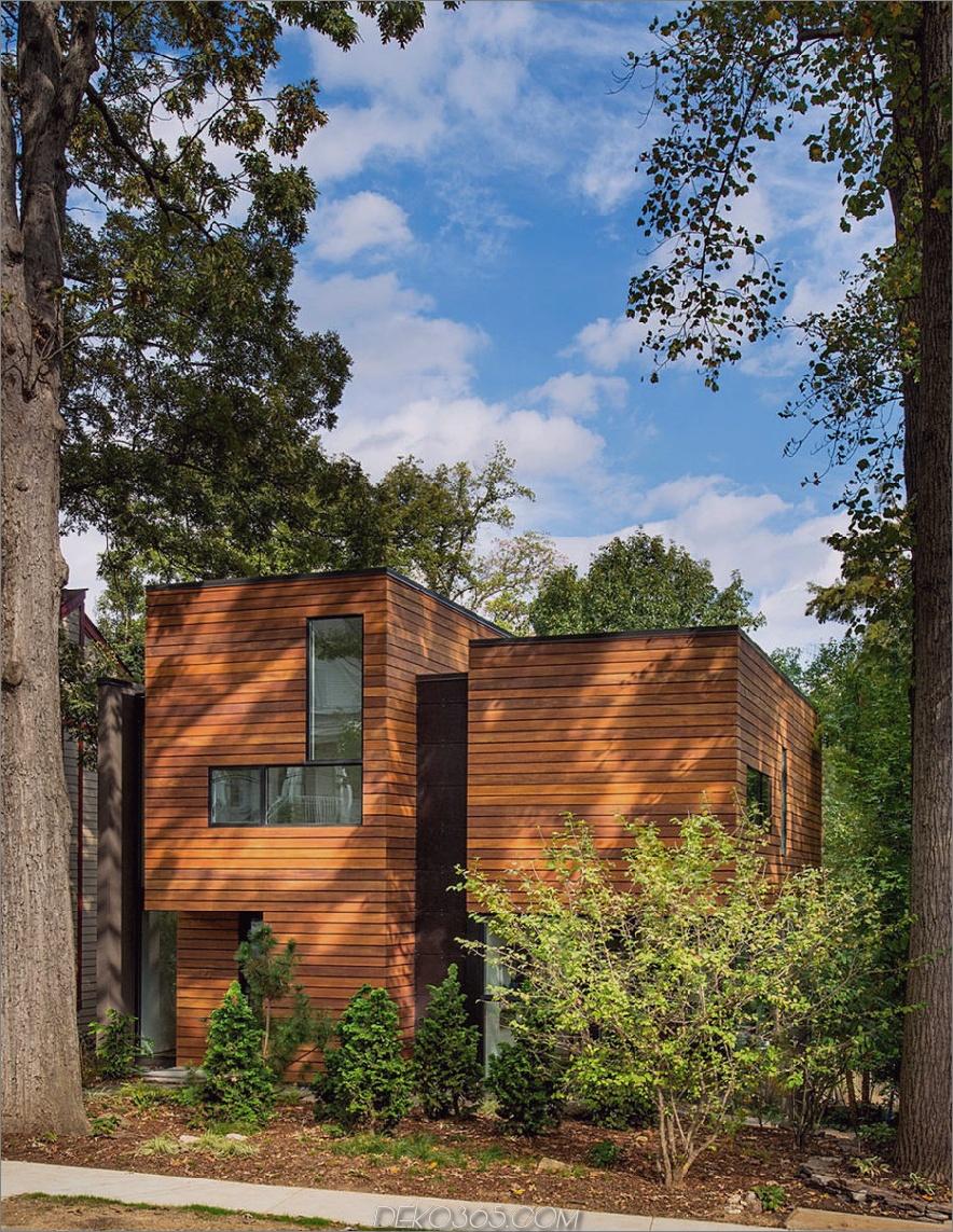 Privater Wohnsitz von Robert M. Gurney umgestaltet 900 x 1164 Robert M. Gurney Modernisiert einen privaten Wohnsitz in Virginia