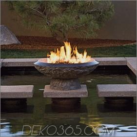Granitfeuergrube von Stone Forest - neue Sammlung von Feuergefäßen und Feuerschalen